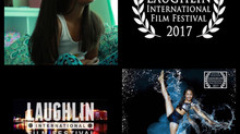 """""""Shake It Off"""" - Official Selection of the Laughlin International Film Festival 2017"""