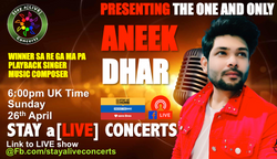 Aneek Dhar, India