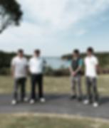 沖縄のゴルフ場にて(もっと上手くなりたい)