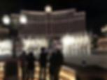 ベラージオの噴水(写真③)