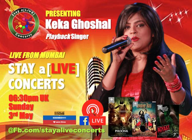 Keka Ghoshal, Mumbai