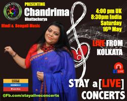 Chandrima Bhattacharya, Kolkata