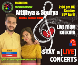 Aitijhya and Sourya