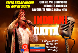 Indrani Datta, UK