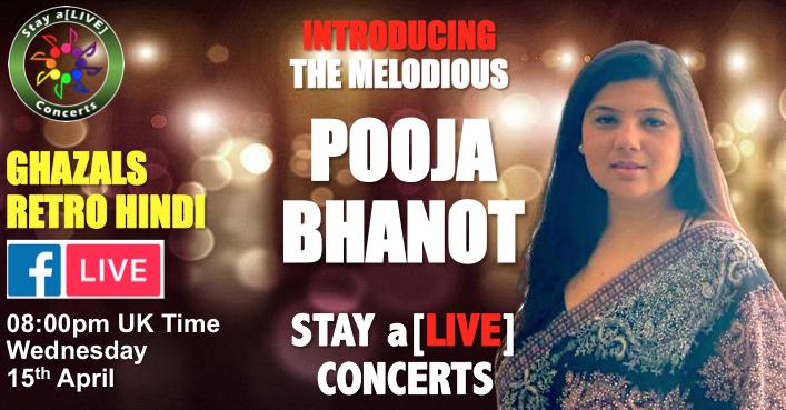 Pooja Bhanot, UK