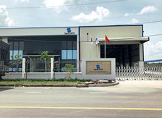 三栄金属製作所のベトナムオフィス