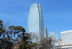 東京事務所ビル外観