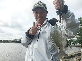 ベトナムでは釣りをメインに楽しんでいます
