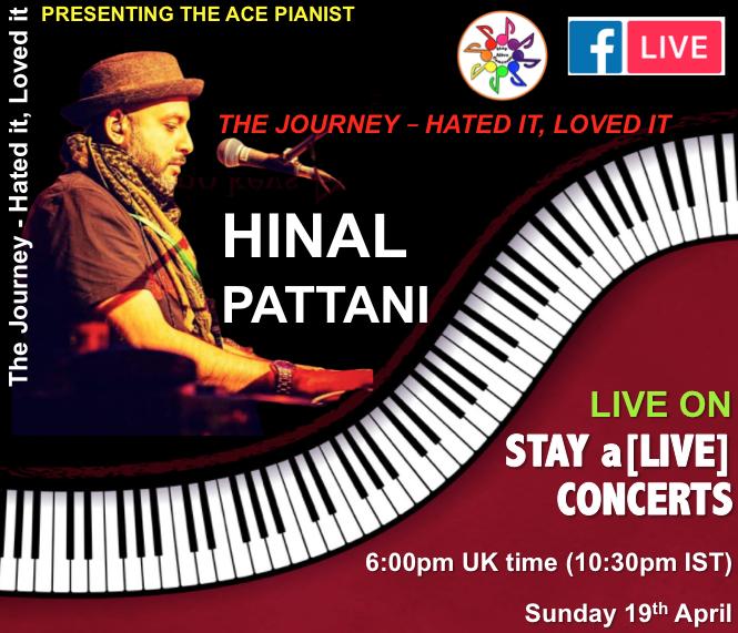 Hinal Pattani, UK