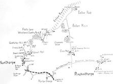 Pinchinthorpe to Eston Nab & Nunthorpe