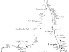 Eastgate to Rookhope & Westgate