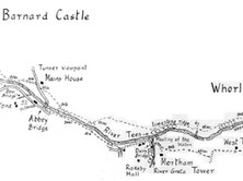 Whorlton to Barnard Castle