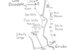 Middleton One Row to Low Dinsdale, Girsby & Sockburn