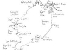 Beggar's Bridge to Postgate & Glaisdale