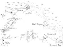 Runswick Bay to Roxby & Staithes