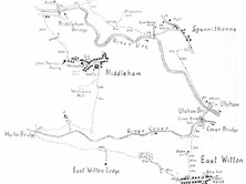 East Witton to Middleham & Spennithorne