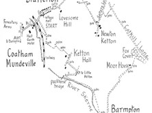 Brafferton to Newton Ketton & Barmpton