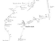 Castleton into Westerdale