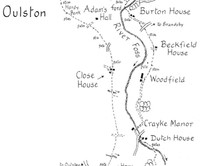 Oulston by the River Foss to Crayke