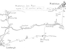 Middleham into Coverdale