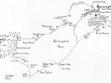 Barningham to East Hope & How Tallon