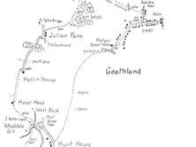 Goathland to Julian Park & Roman Road