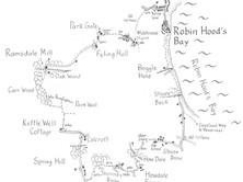 Robin Hood's Bay to Ramsdale, How Dale & Stoupe Brow