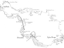 Lealholm to Egton Bridge & Glaisdale