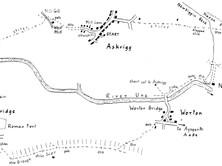 Askrigg to Helm, Bainbridge, Worton & Nappa
