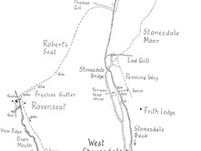 Tan Hill to Ravenseat & West Stonesdale