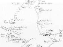 Healey to Ellingstring & Colsterdale