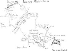 Sedgefield to Bishop Middleham & Hardwick Park