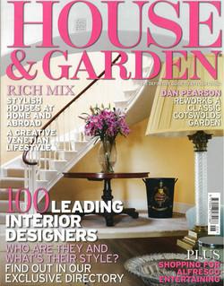 House & Garden June 2009