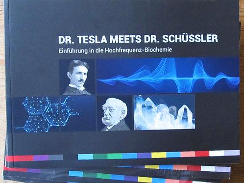 Buch: Dr. Tesla meets Dr. Schüssler
