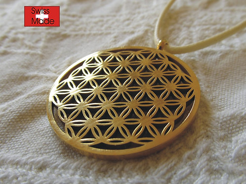 Blume des Lebens - Amulett