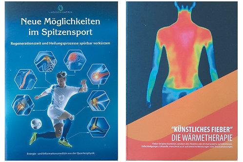 2 books by Wassermatrix: Artificial Fever & Top Sports
