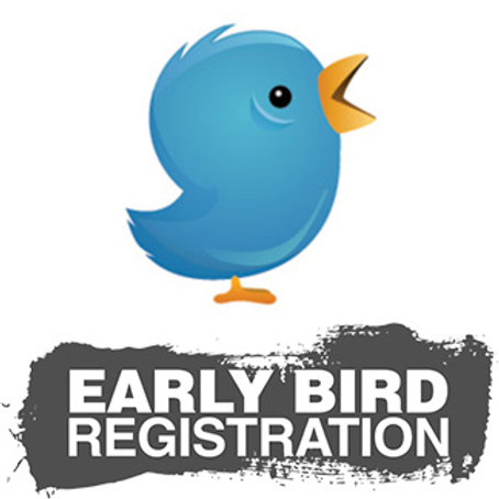Early bird registration 2022