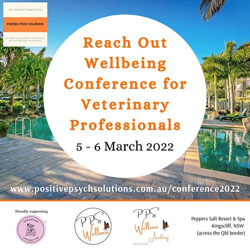 Standard conference registration 2022