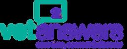 Vetanswers logo high res trans new colou