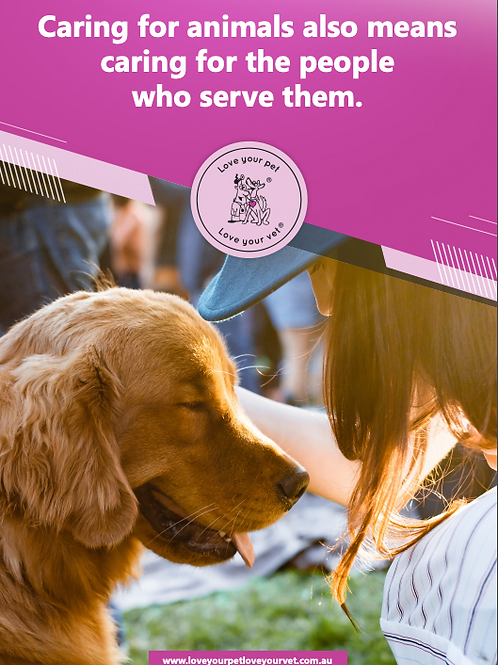 LYPLYV A2 colour poster - Caring