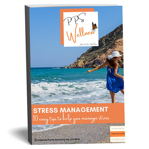 10 easy tips for managing stress