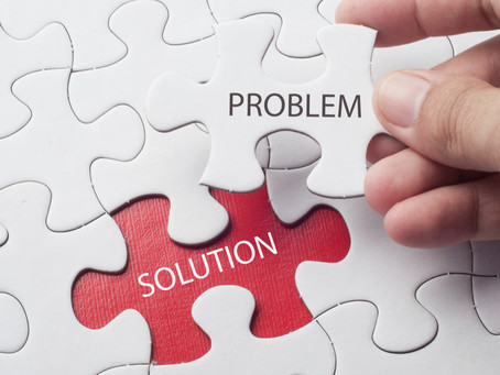 Are you part of the problem or the solution?