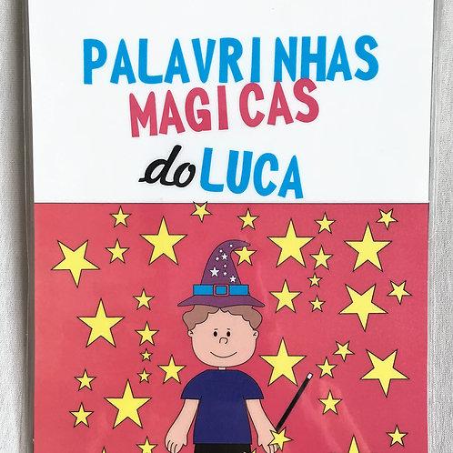 Palavrinhas Mágicas do Luca