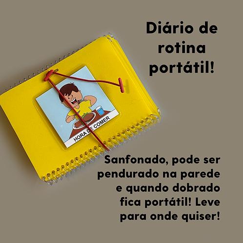 Diário de RotinaPortátil
