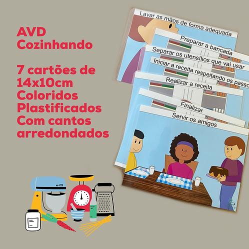AVD - Preparando uma receita