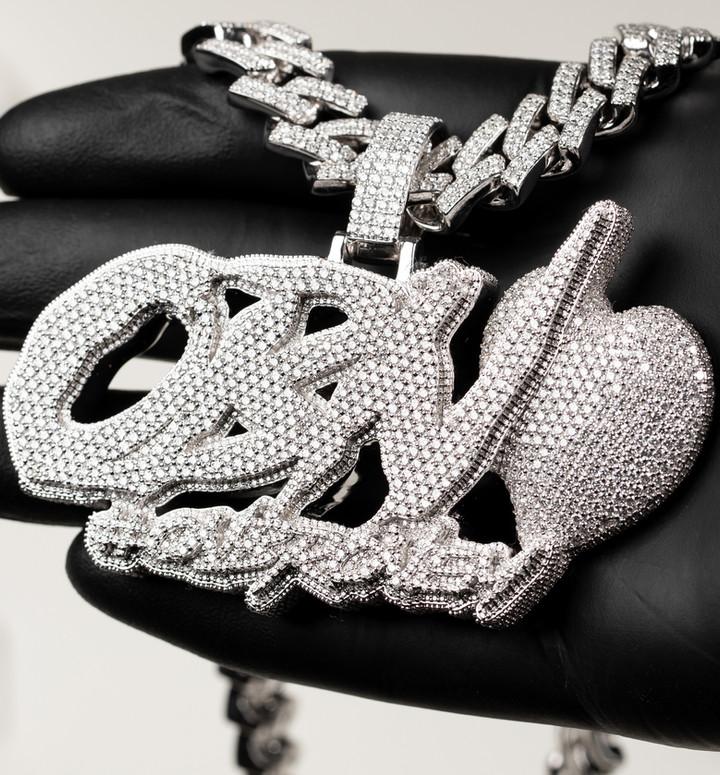 Obn Jay Custom Pendant