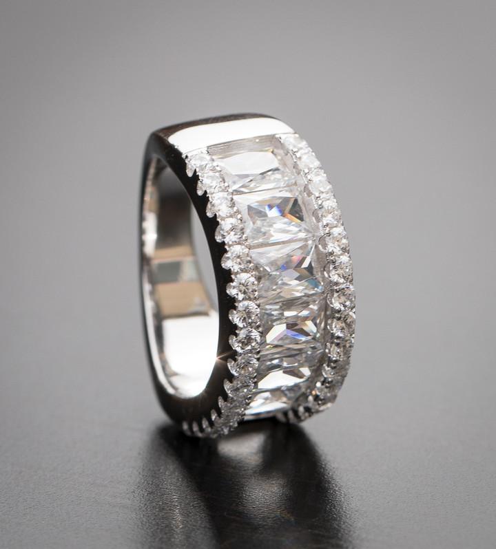 Band Ring Designed By. Tim Da Jeweler