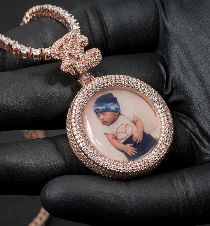 KL  Designed By. Tim Da Jeweler