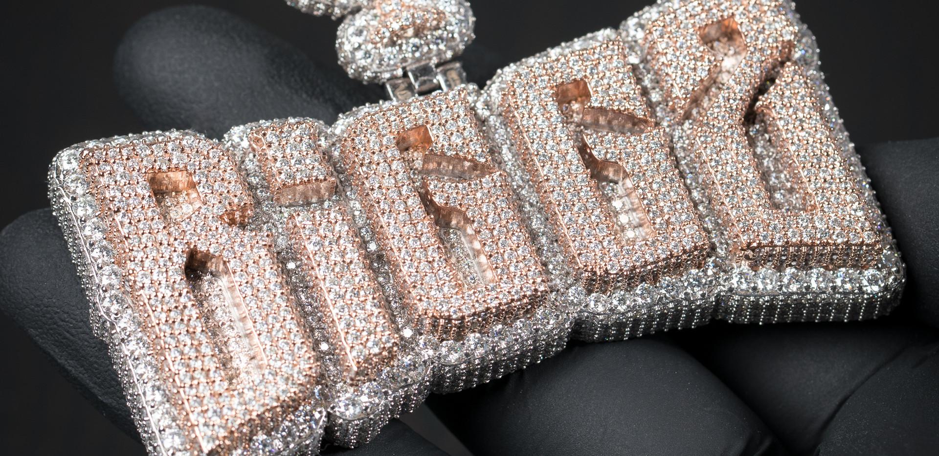 Biggz  Designed By. Tim Da Jeweler