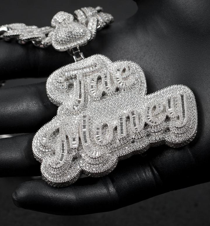 Tae Money Designed By. Tim Da Jeweler
